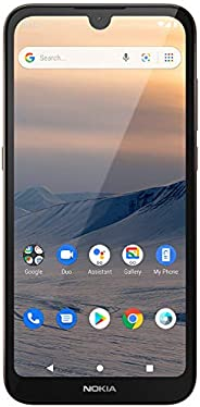 "Nokia 1.3 Smartphone - 16 GB Geheugen - Android 10-8 MP Camera - 5,71"" HD+ screen - Google Assistent Knop - En"