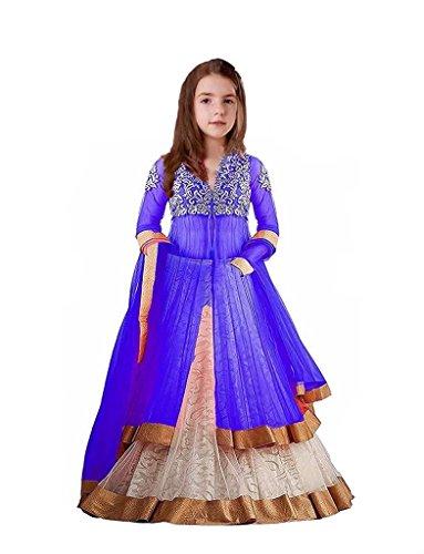 GREAT INDIAN SALE Special Kids Wear Girls Lehenga Choli / Chaniya Choli Wedding & Festival Wear (10 - 12 Years)