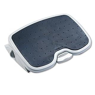 Kensington 56146 SoleMate Plus - Adjustable Ergonomic Foot Rest - Black/Grey
