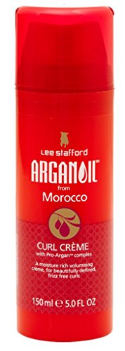 Lee Stafford Argan Oil from Morocco Curl Crème 150ml