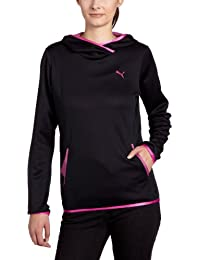 Puma Sweat-shirt à capuche Tech pour femme