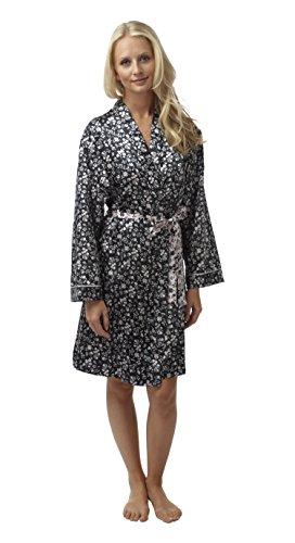 BHS - Robe de chambre - Femme Noir
