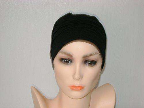 Bonnet chimio Bambou noir NJ