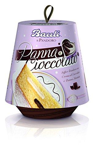 Bauli pandoro panna e cioccolato gr.750