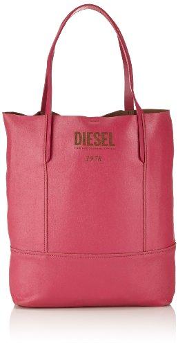 Diesel EASY ON THE EYES DAFNE X02006PR694 Damen Shopper 34x38x5 cm (B x H x T) Pink (Super Pink T5004)