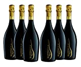 Bottega Millesimato Spumante Brut - 6 Bottiglie da 750 ml