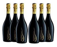 Idea Regalo - Bottega Millesimato Spumante Brut - 6 Bottiglie da 750 ml
