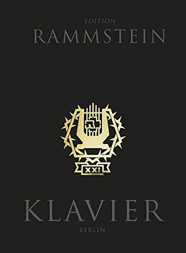 Rammstein: Klavier Book/CD por Rammstein