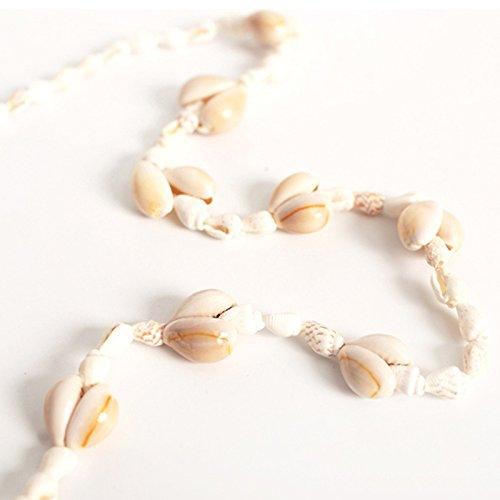 alskette Weibliche Conch Long Beach Holiday Schmuck Zubehör Böhmen Anhänger Choker Kragen Halskette ()