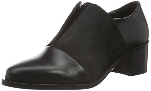 Strenesse Damen Oxford Pump Lenny Pumps, Schwarz (Black 990), 38 EU