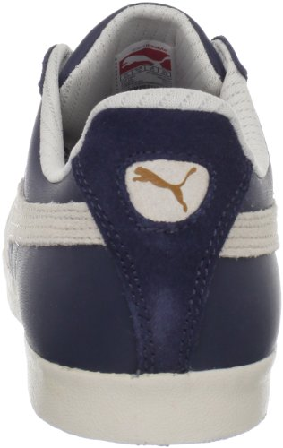 Puma Roma LP Cham Cuir Baskets new navy-white-brown