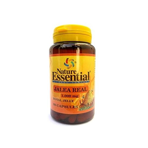 Royal Jelly 1000 mg (60 Softgel Kapseln) Nature Essential -
