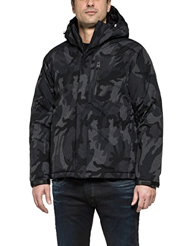 Replay winterjacke herren