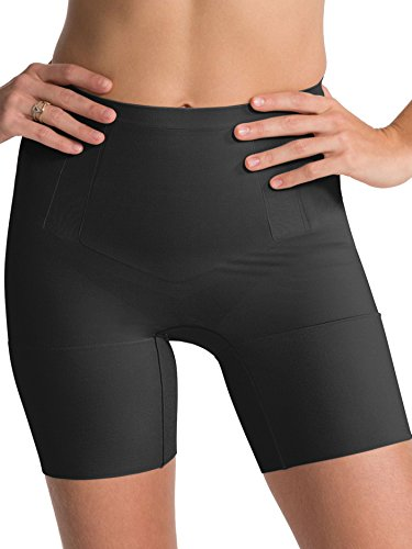 spanx-guaine-contenitive-cosce-donna-very-black-x-large