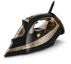 Philips Azur Performer Plus GC4527/00 Dampfbügeleisen (2600 Watt, 220g Dampfstoß, Abschaltautomatik, T-IonicGlide-Bügelsohle)