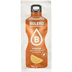 Paquete de 24 Bolero Bebida Sabor Naranja