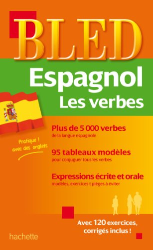 Bled Verbes espagnols par Alfredo Gonzalez Hermoso
