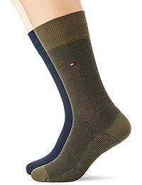 Tommy Hilfiger Herren Socken, 2er Pack