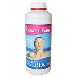Acti Spa 1 Litre Surface Cleaner Hot Tub Spa Cleaner Sanitiser