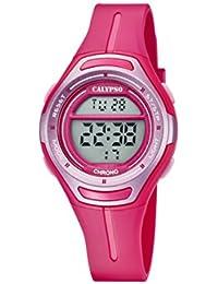 Calypso Reloj Digital para Unisex de Cuarzo con Correa en Plástico K5727/5