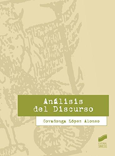 Análisis del Discurso (Lingüística) (Spanish Edition)