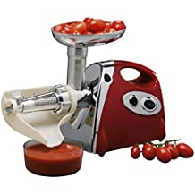 Duhalle 10070 - Picadora de carne y trituradora de tomates