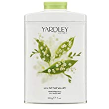 Yardley Lily of the Valley Talc 200 g