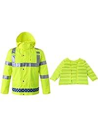 Reflektierende Schutzkleidung Einfach Reflektierende Weste Automobil Jährliche Bau Prozess Von Fluoreszierende Kleidung Weste Sicherheit Schutz Mantel Automobile & Motorräder