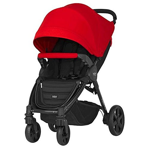 Britax 2000023137 - Carro de paseo, color flame red