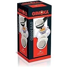 Gimoka: 108 Coffee Pods Intenso Espresso * for 18 Coffee Pods * [ Italian Import ] by Gimoka
