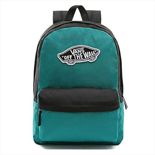Vans Realm Backpack - Quetzal Green/Black (Mochila Vans)