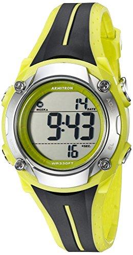 armitron-sport-womens-45-7063lgn-digital-chronograph-black-and-lime-green-resin-strap-watch