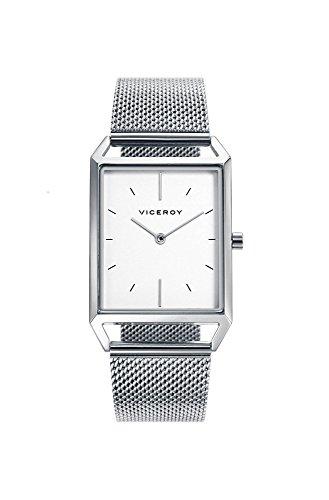 Viceroy Homme Analogique Quartz Montre avec Bracelet en Acier Inoxydable 471123-07
