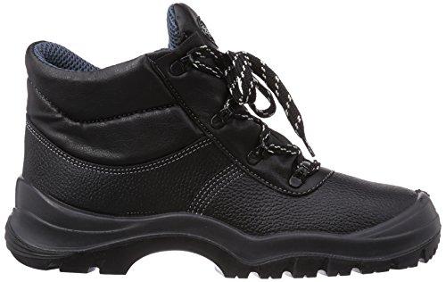 Mts 7000m39, Chaussures de sécurité Adulte Mixte Noir (schwarz)