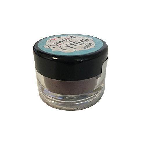 amerki Can Body Art Poudre Glimmer - Black Dahlia (10 ml)