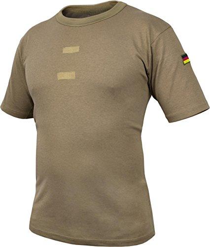Original Tropen T-Shirt nach TL Farbe Coyote Größe 5