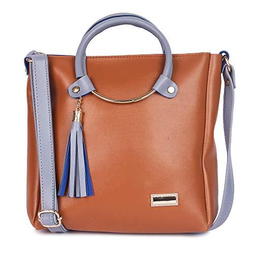 PENSTEMON PU Sling Bag, Hand bag for Girls, Women ...