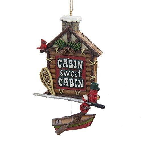 kurt-adler-425-painted-resin-cabin-sign-w-boat-hanging-ornament-cabin-sweet-cabin-by-kurt-adler
