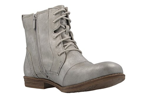 MUSTANG Boots 1157543 Argent Silber