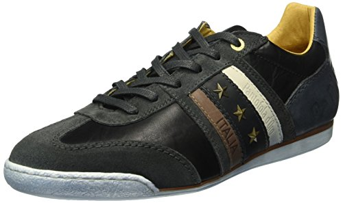 Pantofola d'Oro Imola Uomo Low, Sneakers basses homme Schwarz (.25Y)