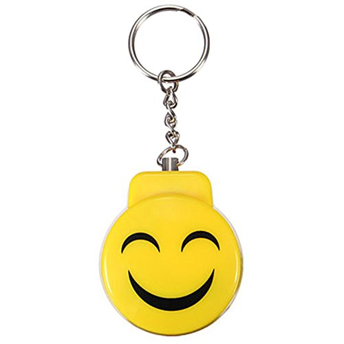 41Qeyyjv5VL. SS500  - Blancho Cute Emergency Self-Defence Electronic Personal Security Keychain Alarm - Yellow