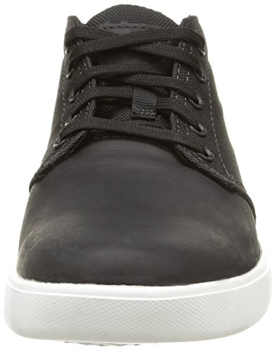 Ltt Noir negro Timberland Groveton Homme Altos Zapatos 5XYqpwY