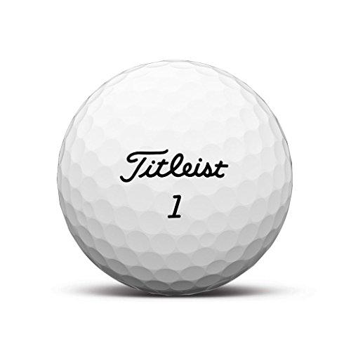 Titleist Tour Soft Golfball - Individuell Bedruckt mit Ihrem Text Bild oder Logo (1 STK) -
