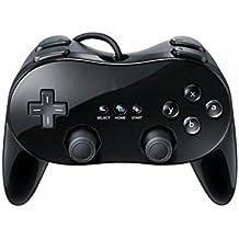 bowink controlador para Wii Consola, Classic morado Gaming Pad Joypad Pro para Wii
