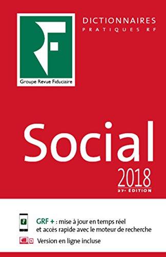Le Dictionnaire Social 2018