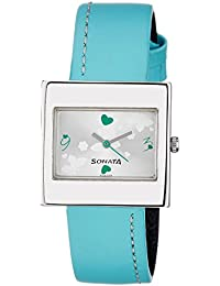 Sonata Analog Multi-Color Dial Women's Watch -NG8965SL01AC