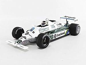 "Minichamps 117800028 - Escala 1:18 ""1980 Williams Ford FW07B Carlos Reutemann Modelo Fundido"