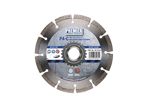 Klinge für Beton und baumaterialien, silber, silber, DP15530, 0 voltsV ()