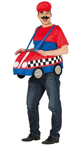Jahre Kostüm Lustig 1980er - Fancy Me Mario Kart 1980er 1990er Jahre Hirsch Junggesellinnenabschied, lustiges Kostüm-Kostüm für Herren und Damen