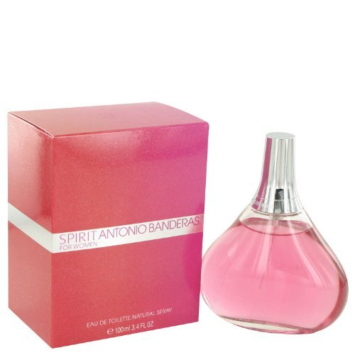 Antonio Banderas Spirit for Women Eau de Toilette 100ml Spray -